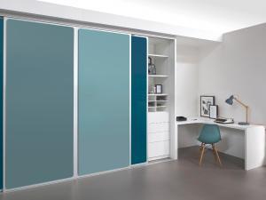 22 Chambre ado turquoise